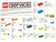 Catalog No: s91eu  Name: 1991 Medium Service Packs European (830982/831082-D/F/I)