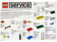 Catalog No: s92eu2  Name: 1992 Medium Service Packs GB/F/NL/B (101178/101278)