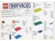 Catalog No: s92eu3  Name: 1992 Medium Service Packs DK/N/S/SF (101180/101280)