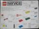 Catalog No: s92it  Name: 1992 Medium Service Packs Italian (922044-I)