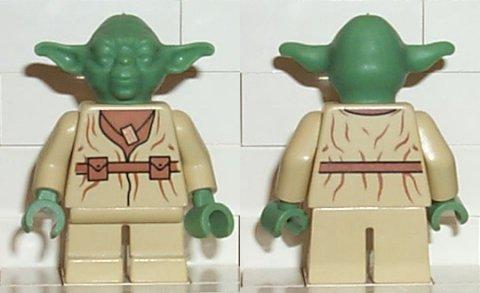bricklink minifig sw051 lego yoda star wars bricklink reference catalog - Lego Yoda
