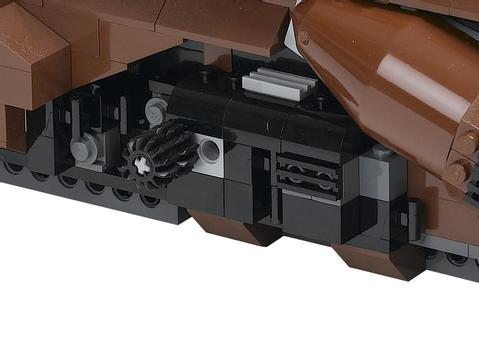 BrickLink - Set 7662-1 : Lego Trade Federation MTT [Star