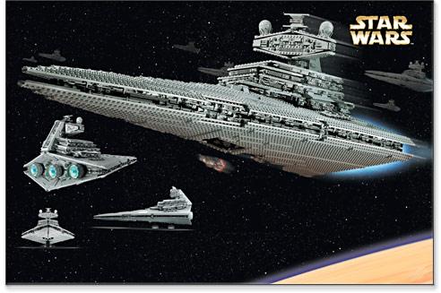 BrickLink - Set 10030-1 : Lego Imperial Star Destroyer - UCS