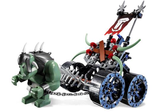 *BRAND NEW* Lego Castle 7038 TROLL ASSAULT WAGON