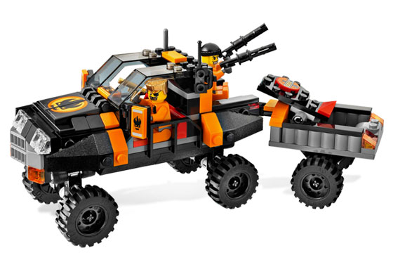 Gold Hunt No Lego bricks Lego Agents 8630 Mission 3 INSTRUCTION BOOK ONLY