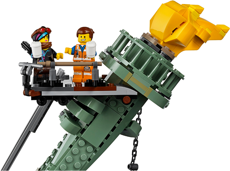 Bricklink Set 70840 1 Lego Welcome To Apocalypseburg The Lego Movie 2 Bricklink Reference Catalog