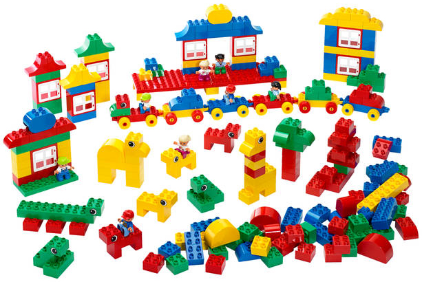 BrickLink - Set 9230-1 : Lego DUPLO Town Set [Educational & Dacta ...