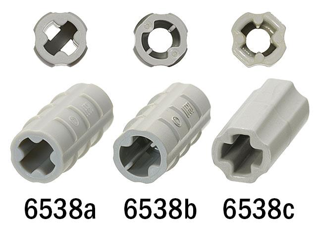 Lego 6538b @ technic Axle Connector 2l @ @ 4502 7471 8002 8466 9754