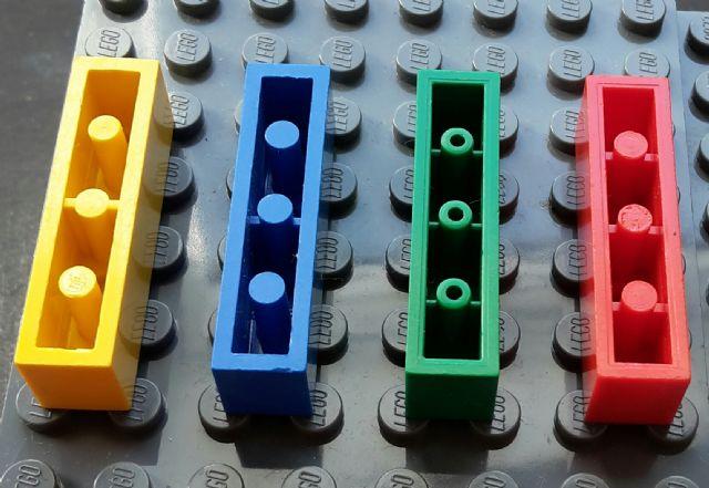 *NEW* 25 Pieces Lego BRICKS 1x4 LIGHT BLUISH GRAY 3010
