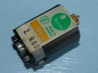 BrickLink - Part x551 : Lego Electric, Motor - Train 12V