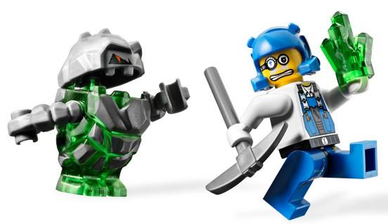 BrickLink - Set 8957-1 : Lego Mine Mech [Power Miners