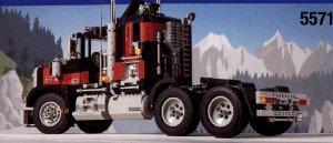 Bricklink Set 5571 1 Lego Giant Truck Model Team Bricklink