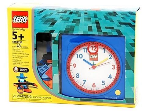 Bricklink Gear 4250339 Lego Clock Set Build A Robot Clock