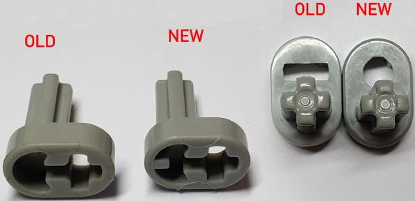 Lego Technic Engine Crankshaft 2853 Choose Quantity /& Color
