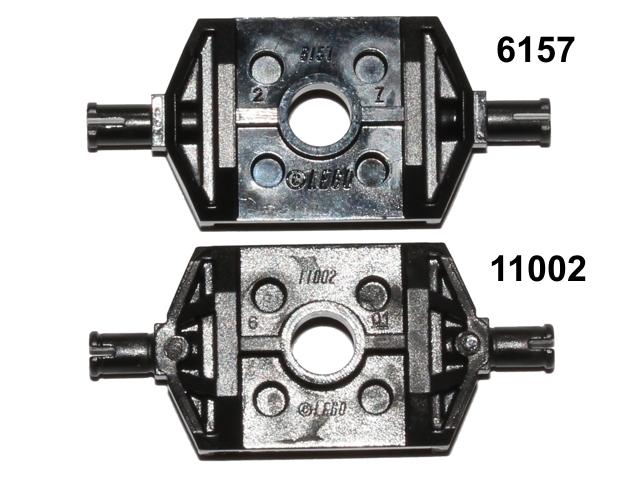 Nouveau Lego 6157 2x2,2//3 Roulement élément base de roue 4211569