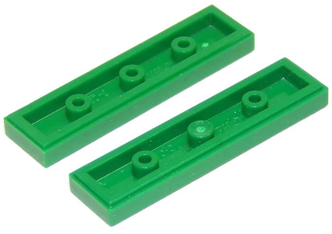 Bleu 91143 35371 NEUF Blue Tile 1x4 Lego 2431-4x Plaque Lisse