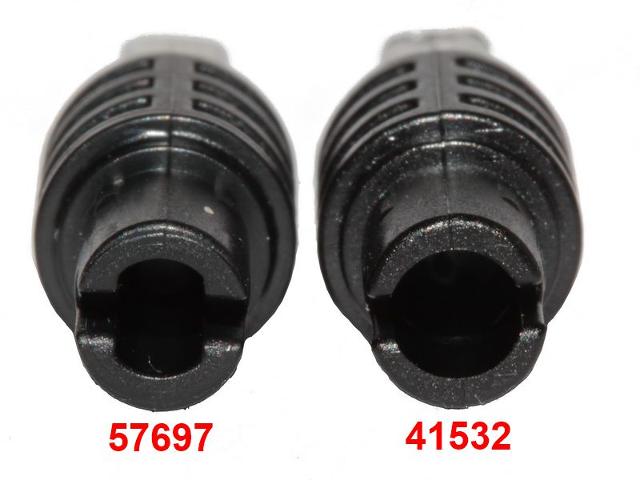Black lot kg NEW NEUF Lego 41532-5x Charnières //Hinge cylinder 1x3 locking