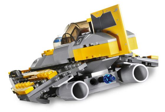 Bricklink Set 7669 1 Lego Anakins Jedi Starfighter Star Wars