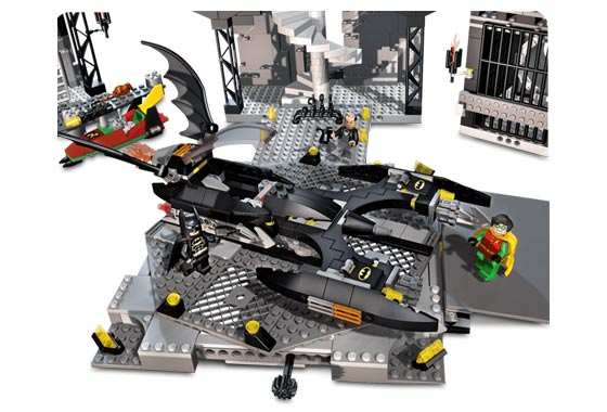 Bricklink Set 7783 1 Lego The Batcave The Penguin And Mr