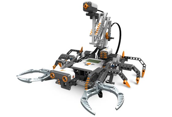 BrickLink - Set 8527-1 : Lego Mindstorms NXT [Mindstorms:NXT