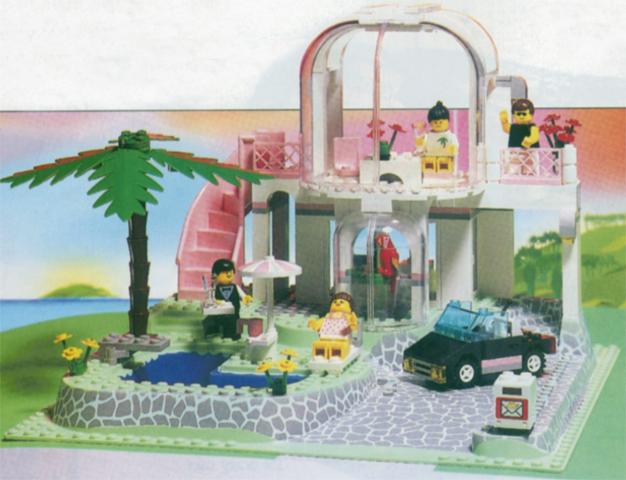 Afficher le sujet quel set de base pour une maison for Modele maison lego