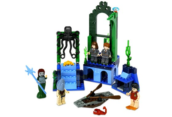 BrickLink - Set 4762-1 : Lego Rescue from the Merpeople
