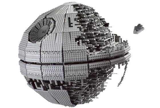 Bricklink Set 10143 1 Lego Death Star Ii Ucs Star Wars