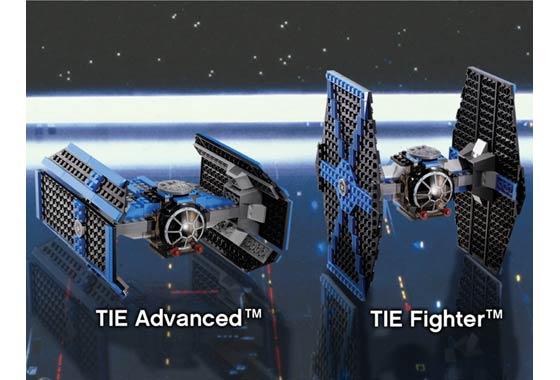 BrickLink - Set 10131-1 : Lego TIE Fighter Collection [Star Wars:Star Wars  Episode 4/5/6] - BrickLink Reference Catalog