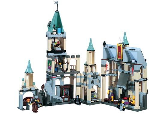 Bricklink Set 4709 1 Lego Hogwarts Castle Harry Potter