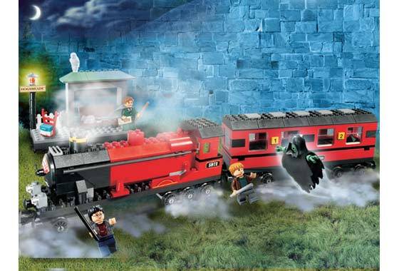 Bricklink Set 4758 1 Lego Hogwarts Express 2nd Edition Harry