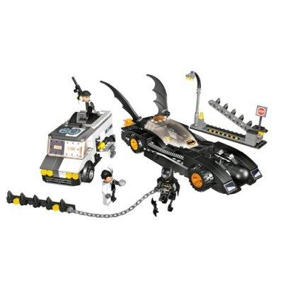 Bricklink Set 7781 1 Lego The Batmobile Two Faces Escape