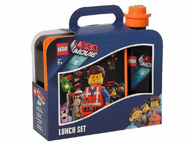 Lego Lunch Box Set The LEGO Movie  sc 1 st  BrickLink & BrickLink - Gear 5004067 : Lego Lunch Box Set The LEGO Movie ... Aboutintivar.Com