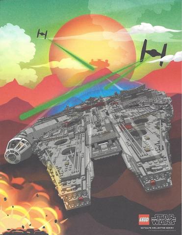 Bricklink Gear 5005443 Lego Star Wars Force Friday Ii Vip