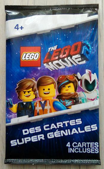 Bricklink Gear 5005798 Lego Cards The Lego Movie 2 Pack Of 4