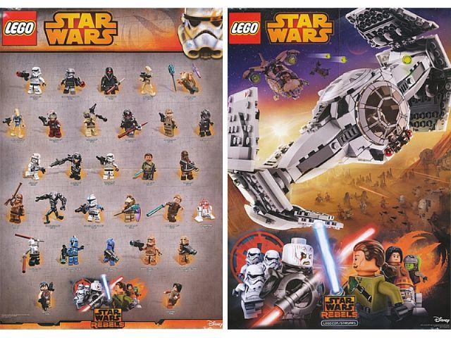 BrickLink - Gear 6112079 : Lego Star Wars 2015 Rebels Minifigure ...