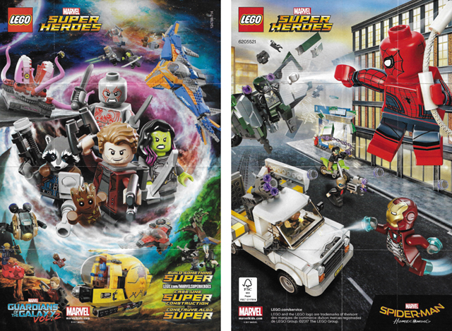 BrickLink - Gear 6205521 : Lego Marvel Super Heroes Mini