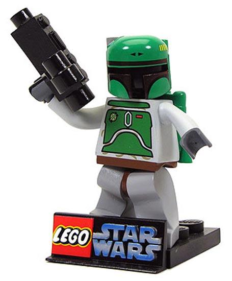 Bricklink Gear Ggsw004 Lego Figurine Lego Star Wars Boba Fett