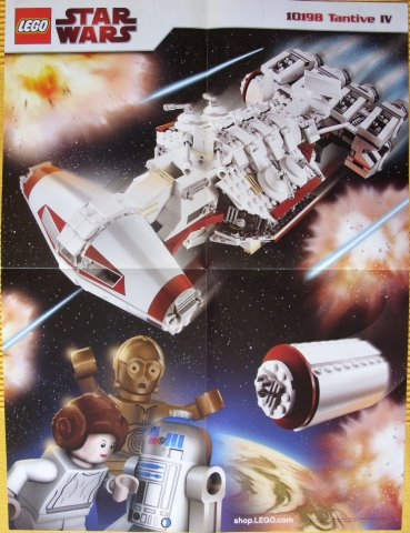 Bricklink Gear P09sw1 Lego Star Wars Poster 10198 Tantive Iv Wor 5803 Poster Star Wars Star Wars Episode 4 5 6 Bricklink Reference Catalog
