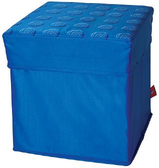 Good BrickLink   Gear SD508blue : Lego Storage Stool Blue 38 X 38 X 37 [Human  Furniture]   BrickLink Reference Catalog