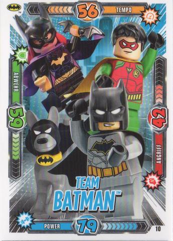 Trading cards Lego Batman//DC Universe Series 1