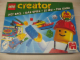 Gear No: 00745  Name: Creator Board Game - The Game