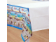Gear No: 013051304799  Name: Food - Party Tablecloth City Police (137 x 244 cm)
