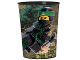 Gear No: 013051702656  Name: Food - Cup / Mug, The LEGO Ninjago Movie Lloyd Pattern