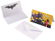 Gear No: 013051732875  Name: Party Invitations, The LEGO Batman Movie - 8 with Envelopes