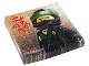 Gear No: 013051773410  Name: Food - Party Serviettes / Napkins The LEGO Ninjago Movie (20 Pieces)