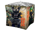 Gear No: 026635361408  Name: Balloon Cube, Mylar Party, The LEGO Ninjago Movie
