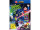 Gear No: 1000602018  Name: Video DVD - Justice League - Cosmic Clash with Cosmic Boy Minifigure (German Version)