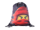 Gear No: 100342001  Name: Gym Bag Ninjago Kai
