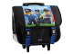 Gear No: 100701835  Name: Backpack / Satchel City Police (Roller)