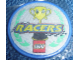 Gear No: 109682  Name: Patch, Sew-On Cloth, Racers (Blue)